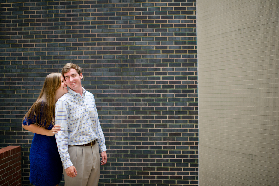 Georgia Tech Engagement Pictures