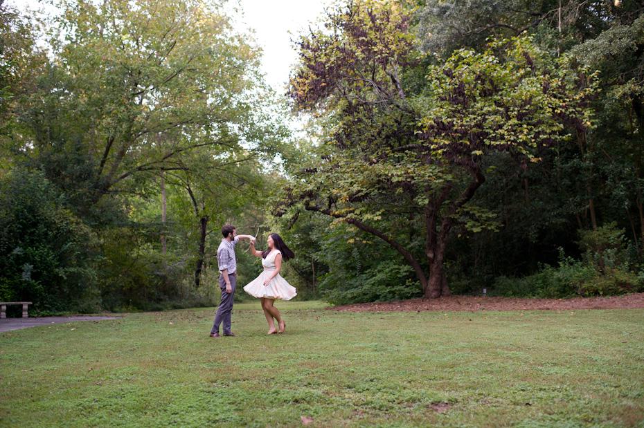 Decatur Engagement Photos
