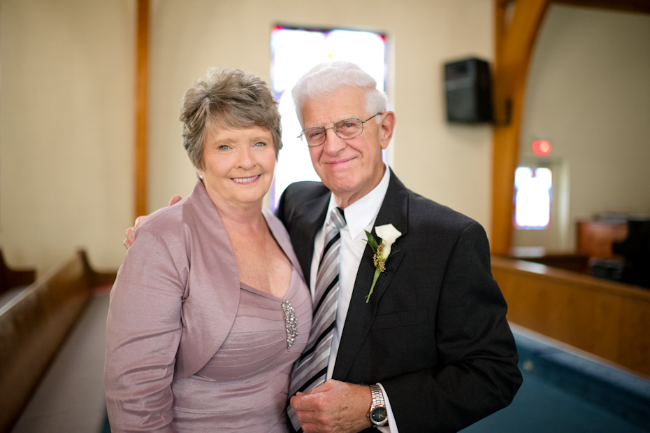 East Cobb United Methodist Church Wedding