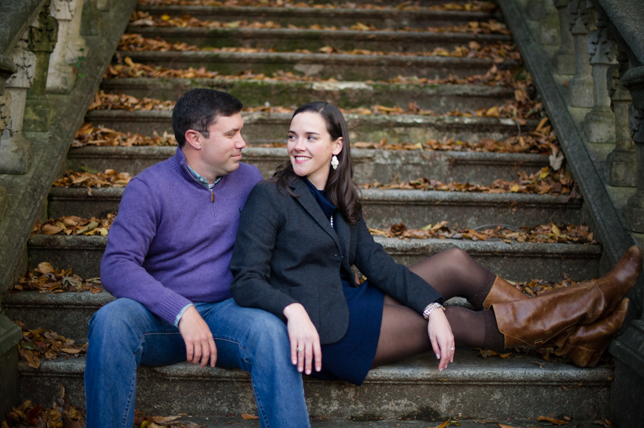 Cator Woolford Engagement Photos