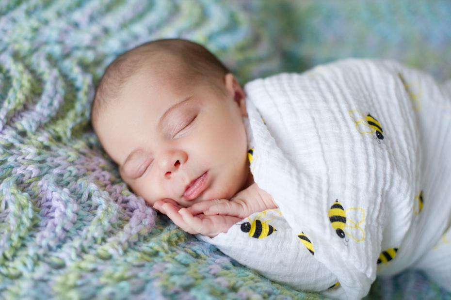 Atlanta Newborn Photography by The Studio B