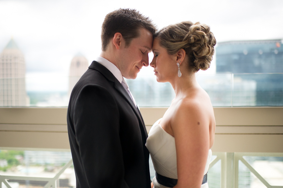 Peachtree Club Wedding Photos