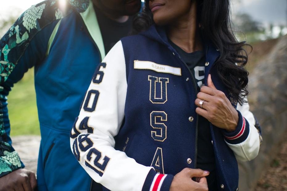 Olympic Team Jacket