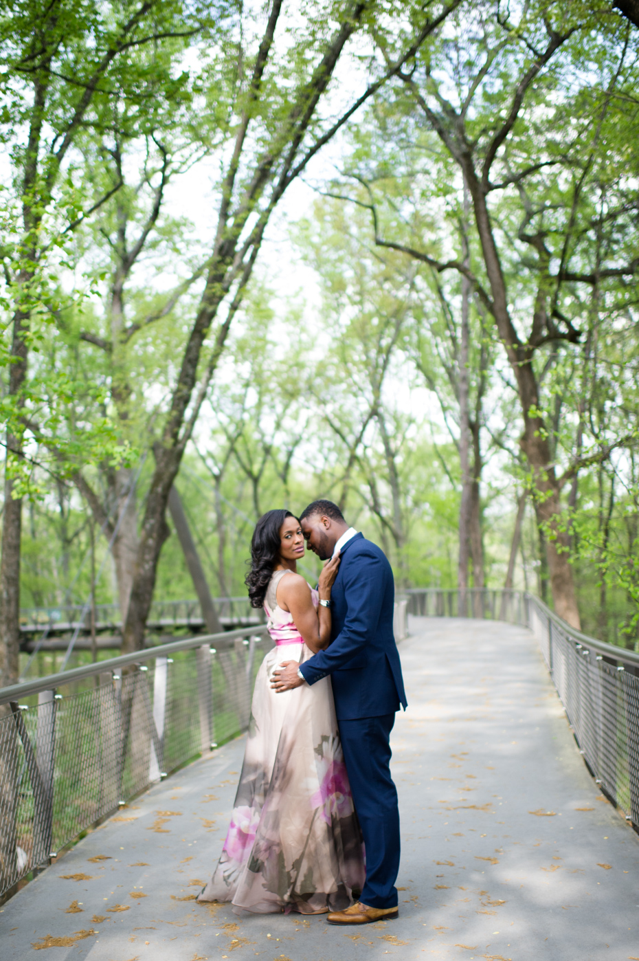 Where to take engagement pictures in Atlanta