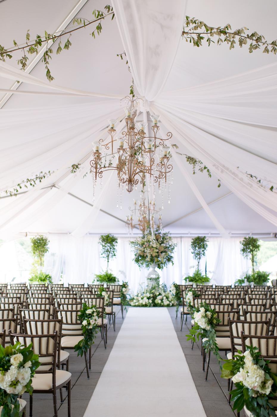 Capital City Club Brookhaven Wedding Ceremony Site