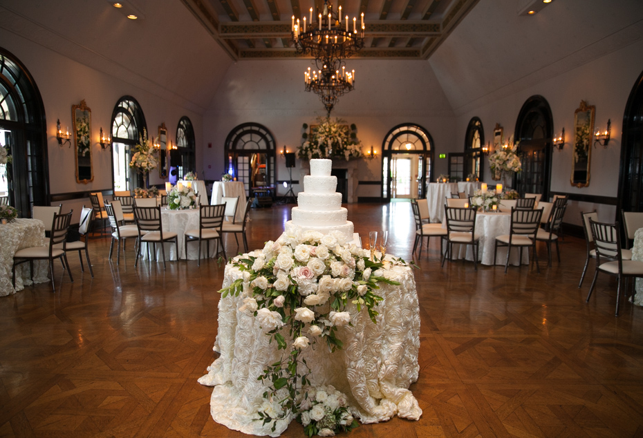 Capital City Club Brookhaven Wedding Reception
