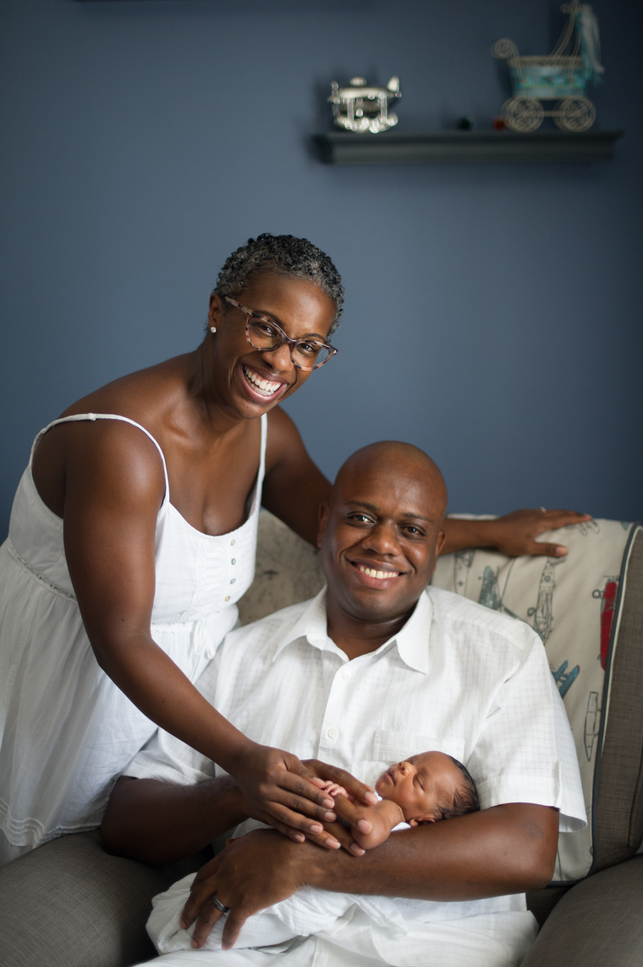 Atlanta Lifestyle Newborn photos