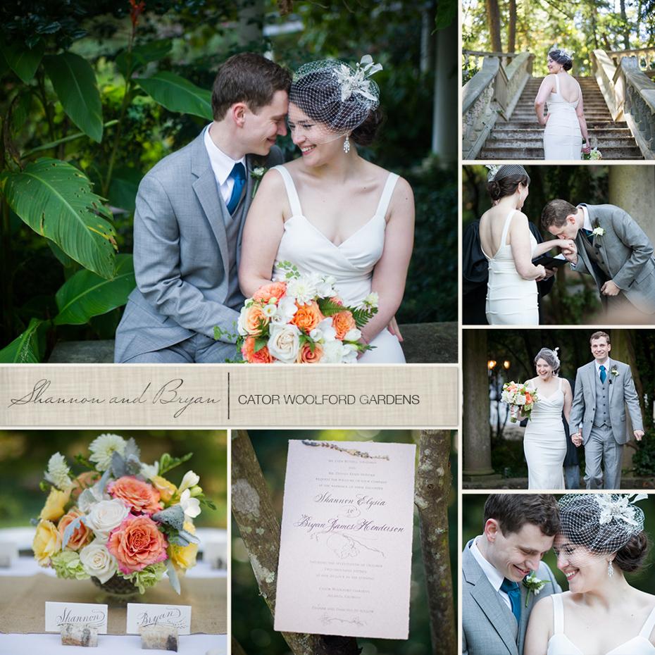 Cator Woolford Garden Wedding
