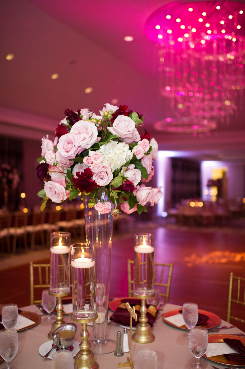 Azalea Ballroom Atlanta Hyatt Perimeter Villa Christina Wedding