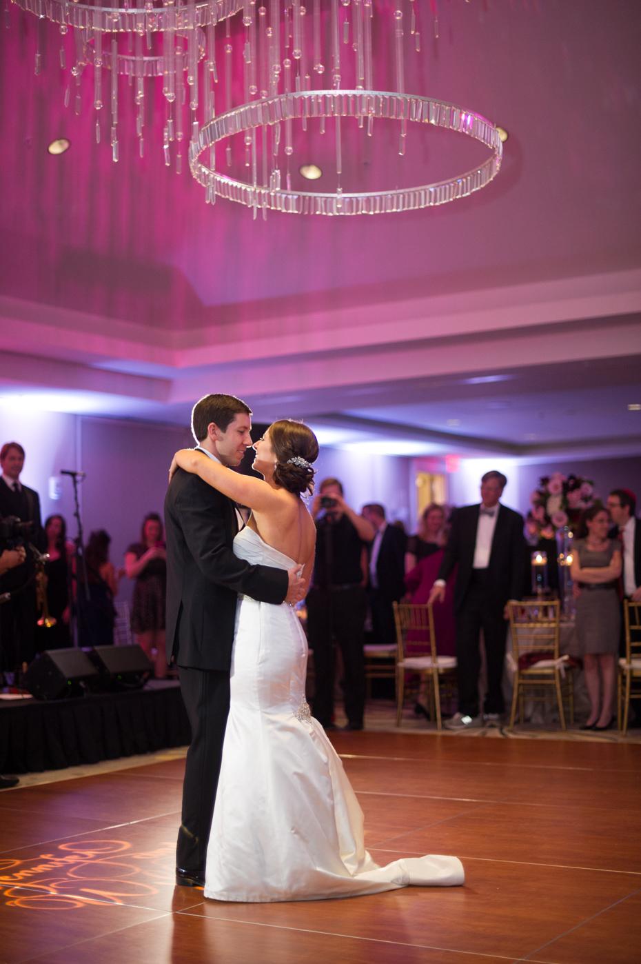 Ballroom at Atlanta Hyatt Perimeter Villa Christina Wedding