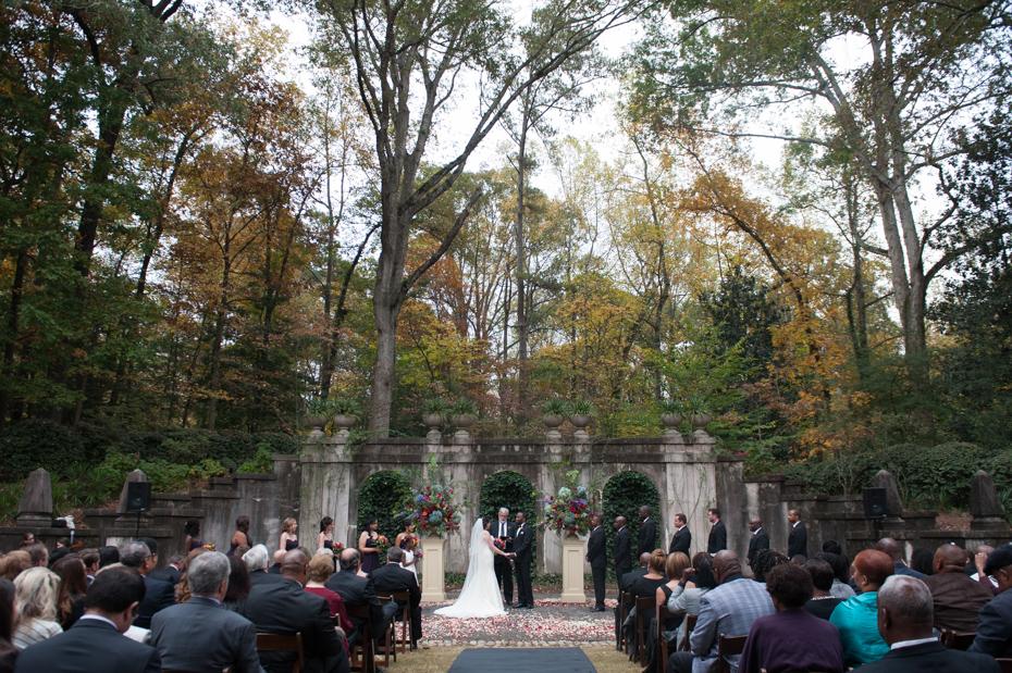 Atlanta History Center Wedding Photos