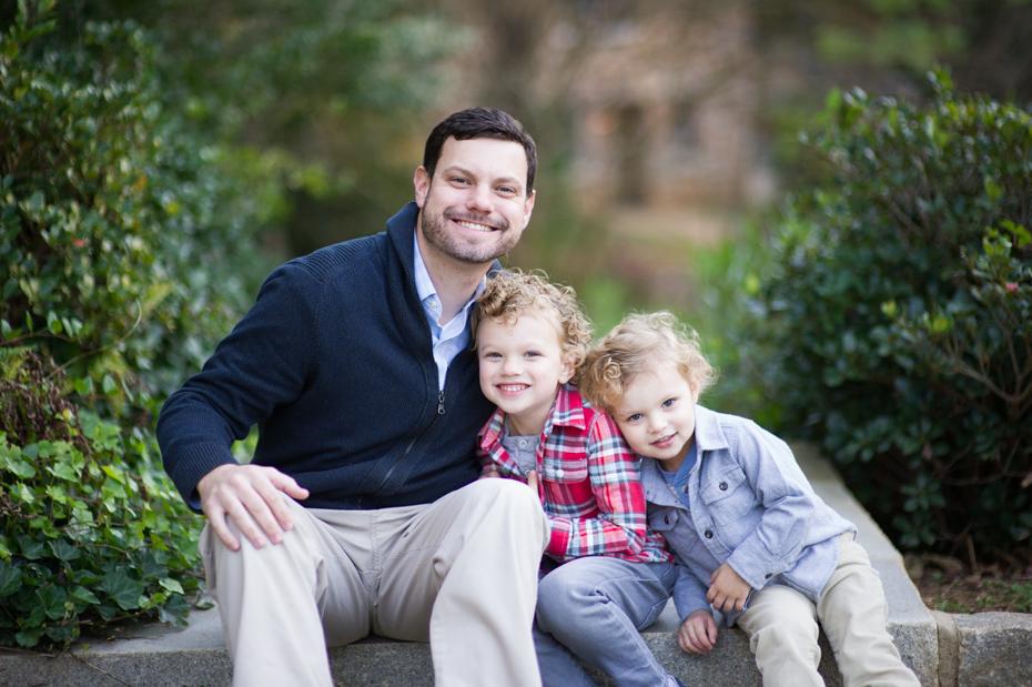 Atlanta Family Photos by The Studio B Photography
