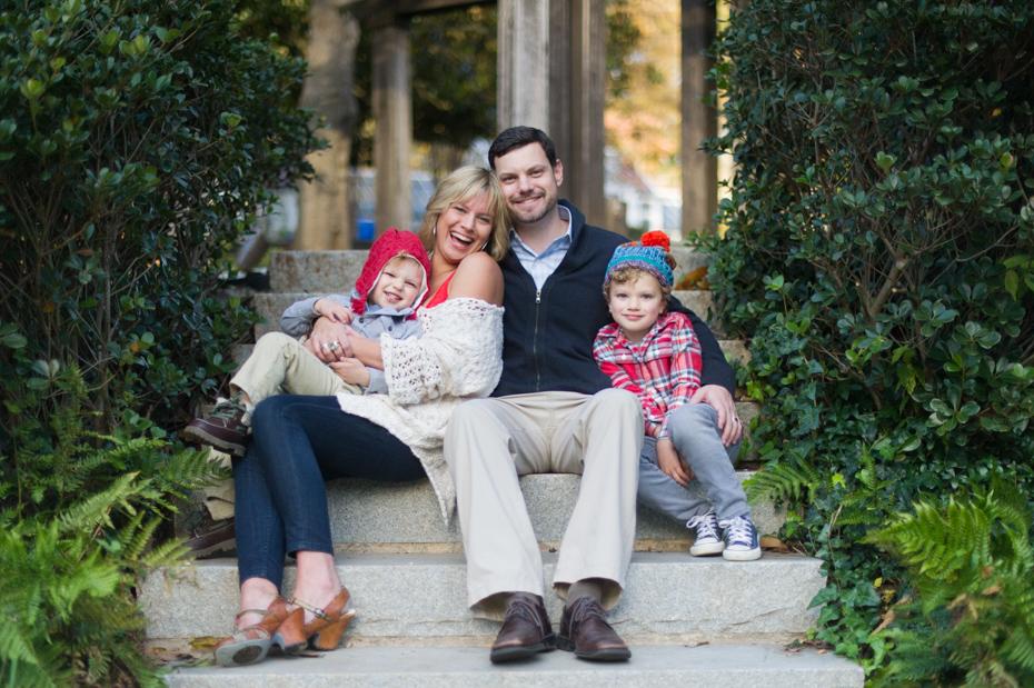Family Photos at Callanwolde
