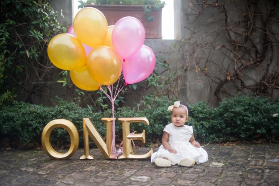 one year old photos