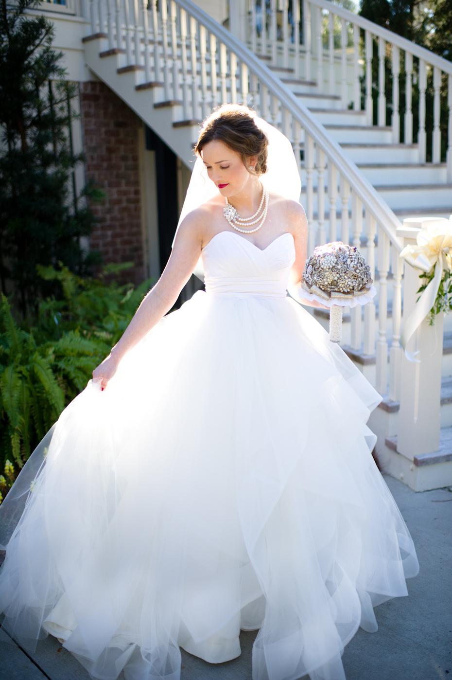 Tybee Island Wedding Chapel Photos by The Studio B Photography