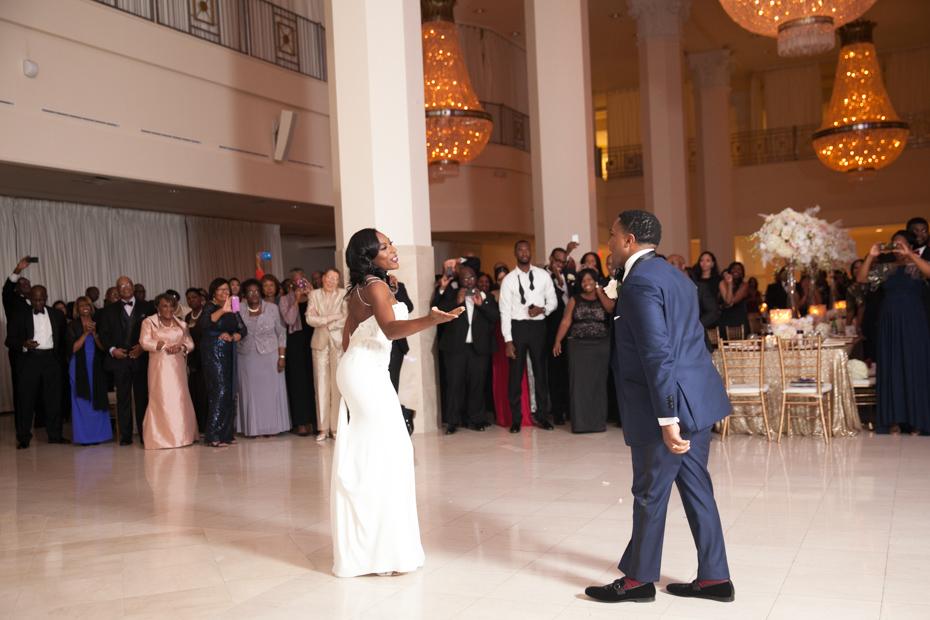 200 Peachtree Wedding Photos