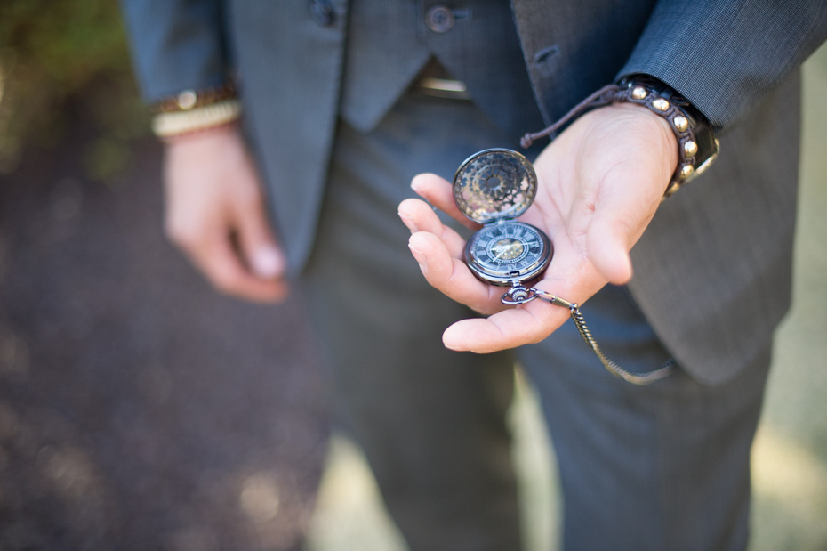 Wedding Day Pocketwatch