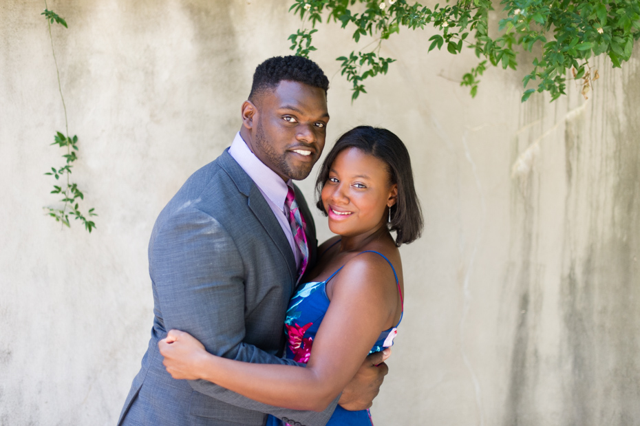 Geno Atkins Engagement Photos