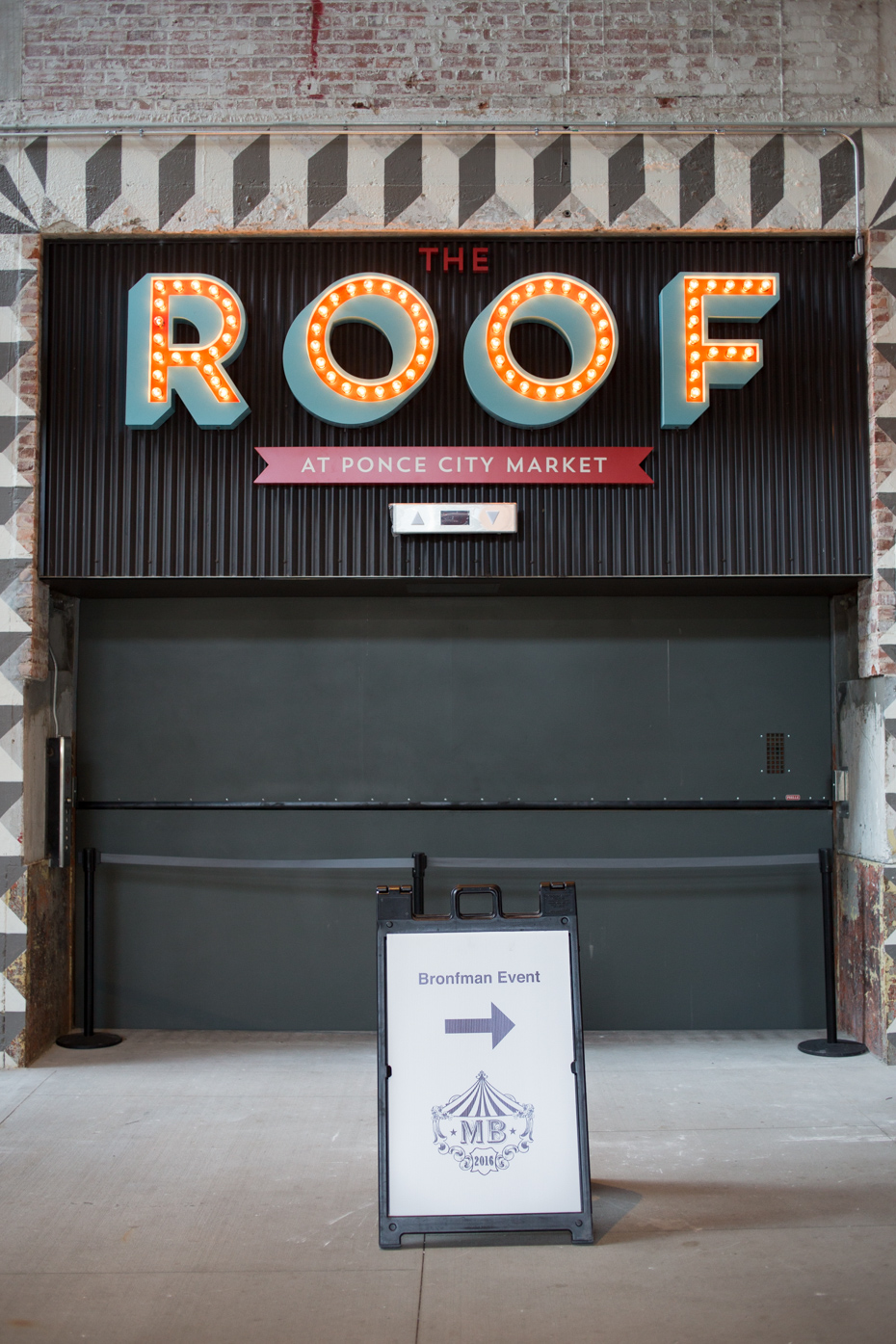 The Roof Ponce City Market