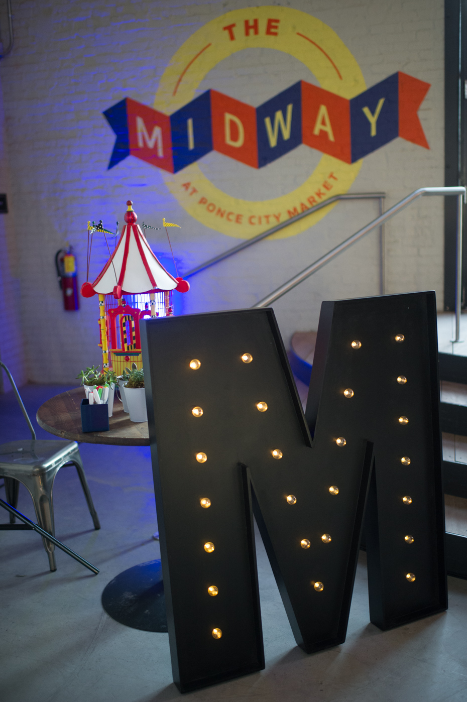 The Midway at Ponce City Market