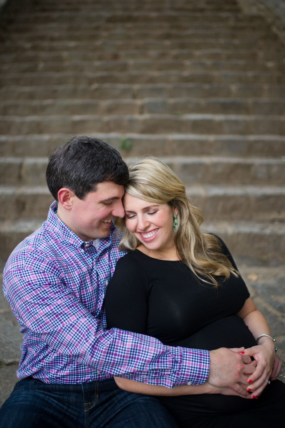 Piedmont Park Maternity Photos