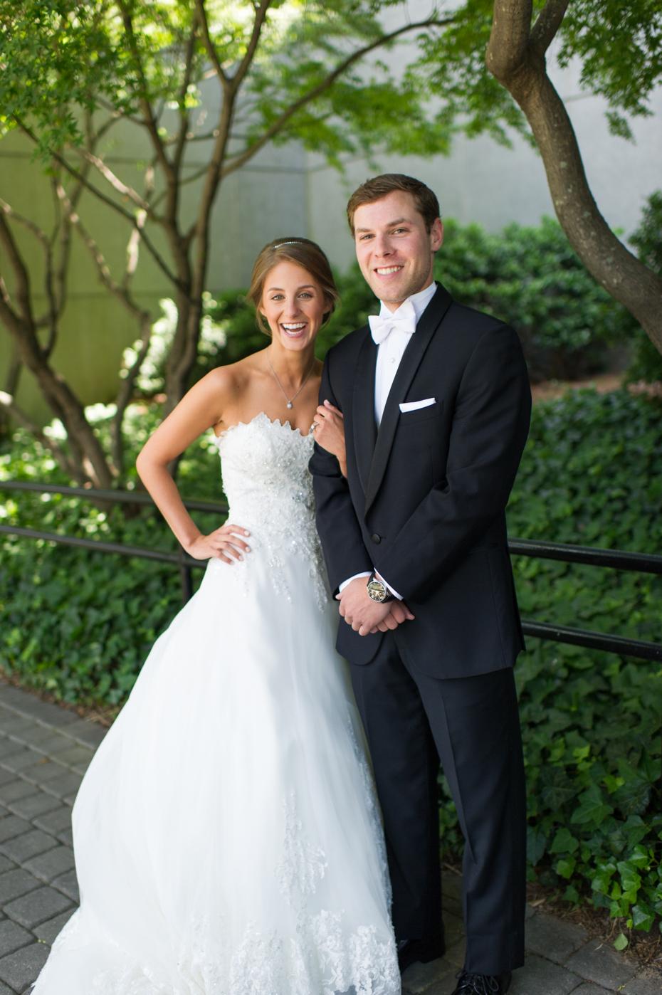 Westin Perimeter Atlanta Wedding