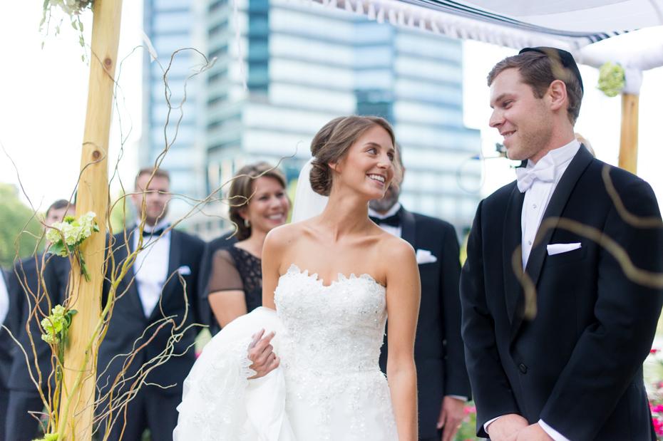 Westin Perimeter Atlanta North Outdoor Wedding