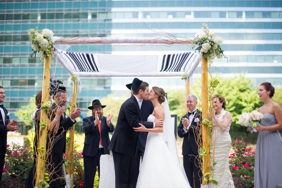 Jewish wedding photographers Atlanta
