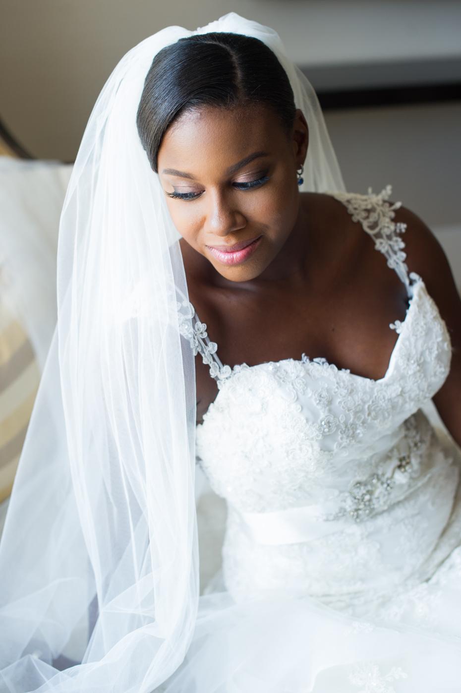 St. Regis Bridal Portraits