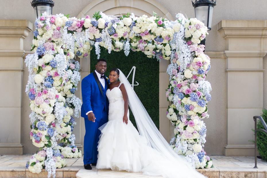 Geno Atkins Wedding Photos