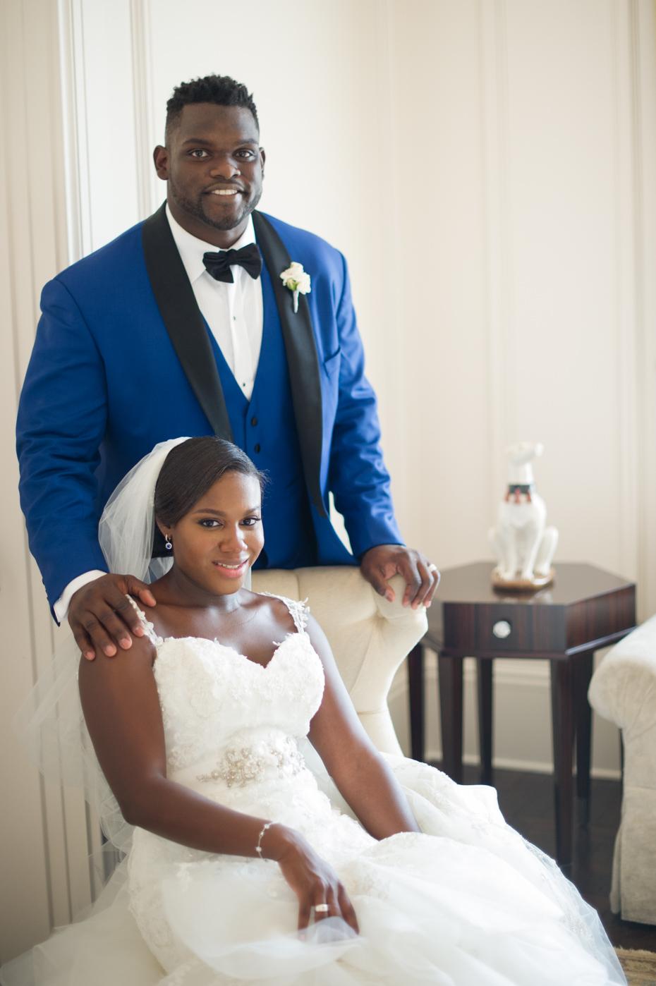 St. Regis Atlanta Wedding Photos