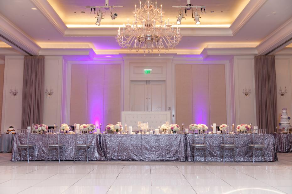 St. Regis Atlanta Ballroom Wedding