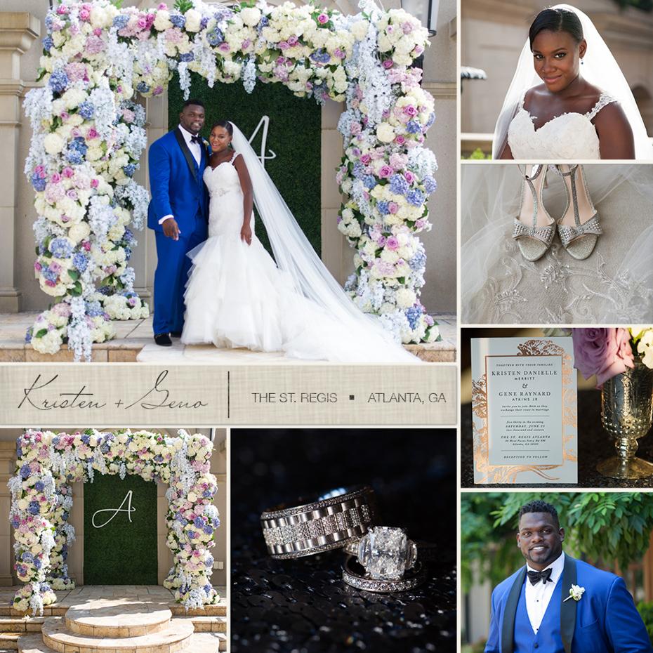 Geno Atkins Wedding