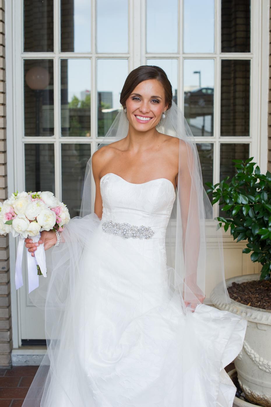 Bride at The Georgian Terrace