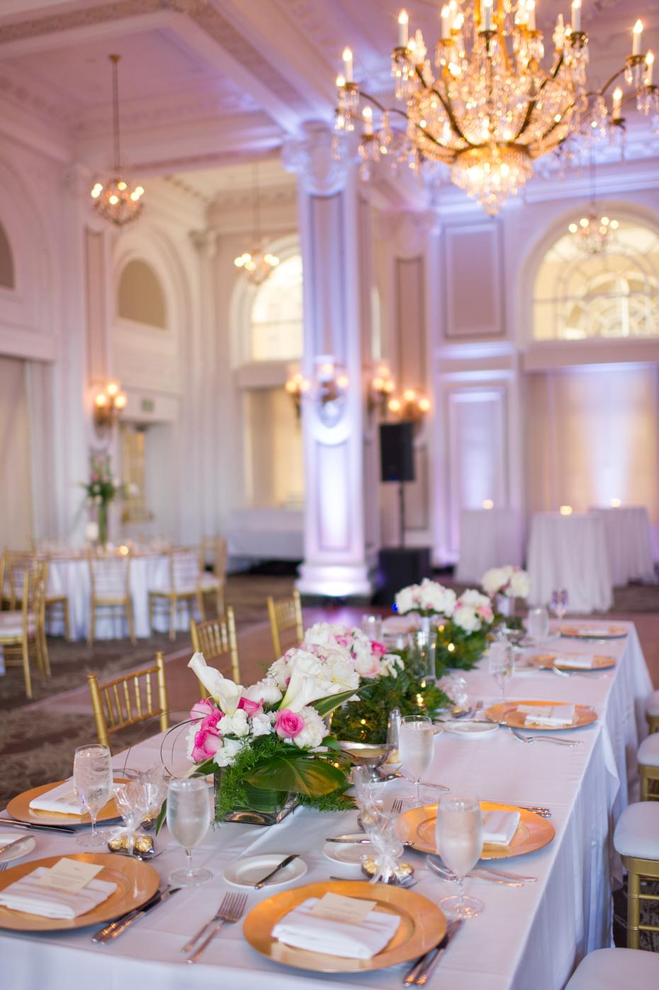 Georgian Terrace Ballroom Wedding