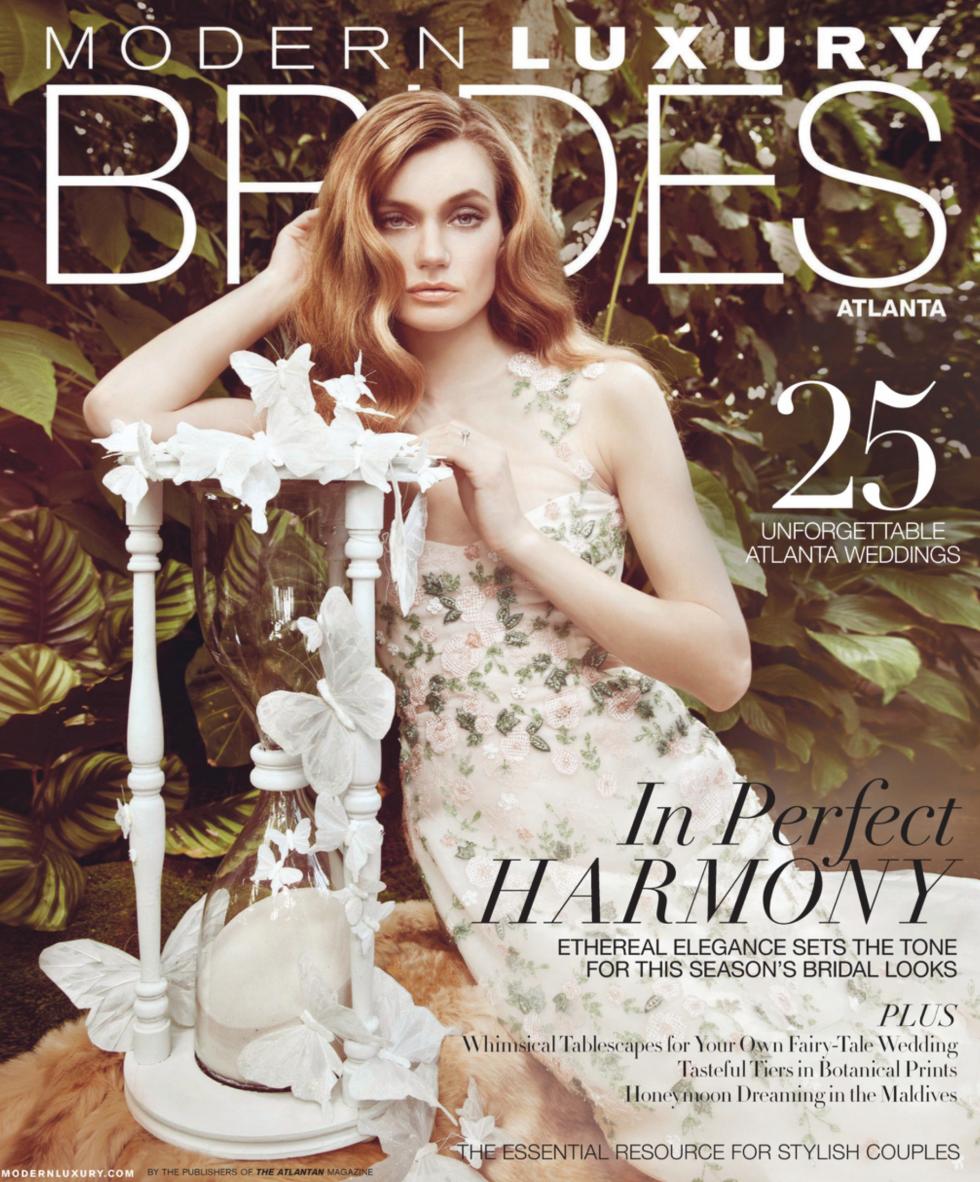 Atlantan Bride Magazine