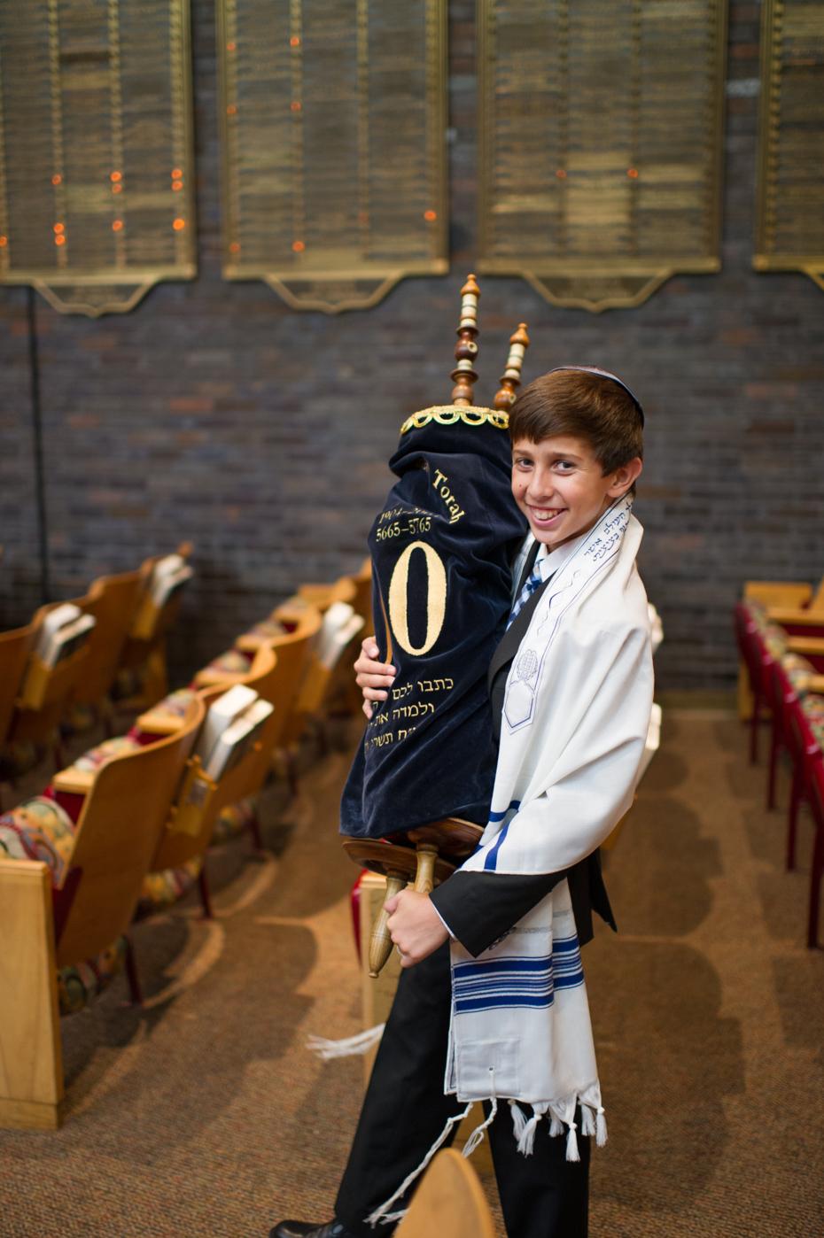 Shearith Israel Bar Mitzvah