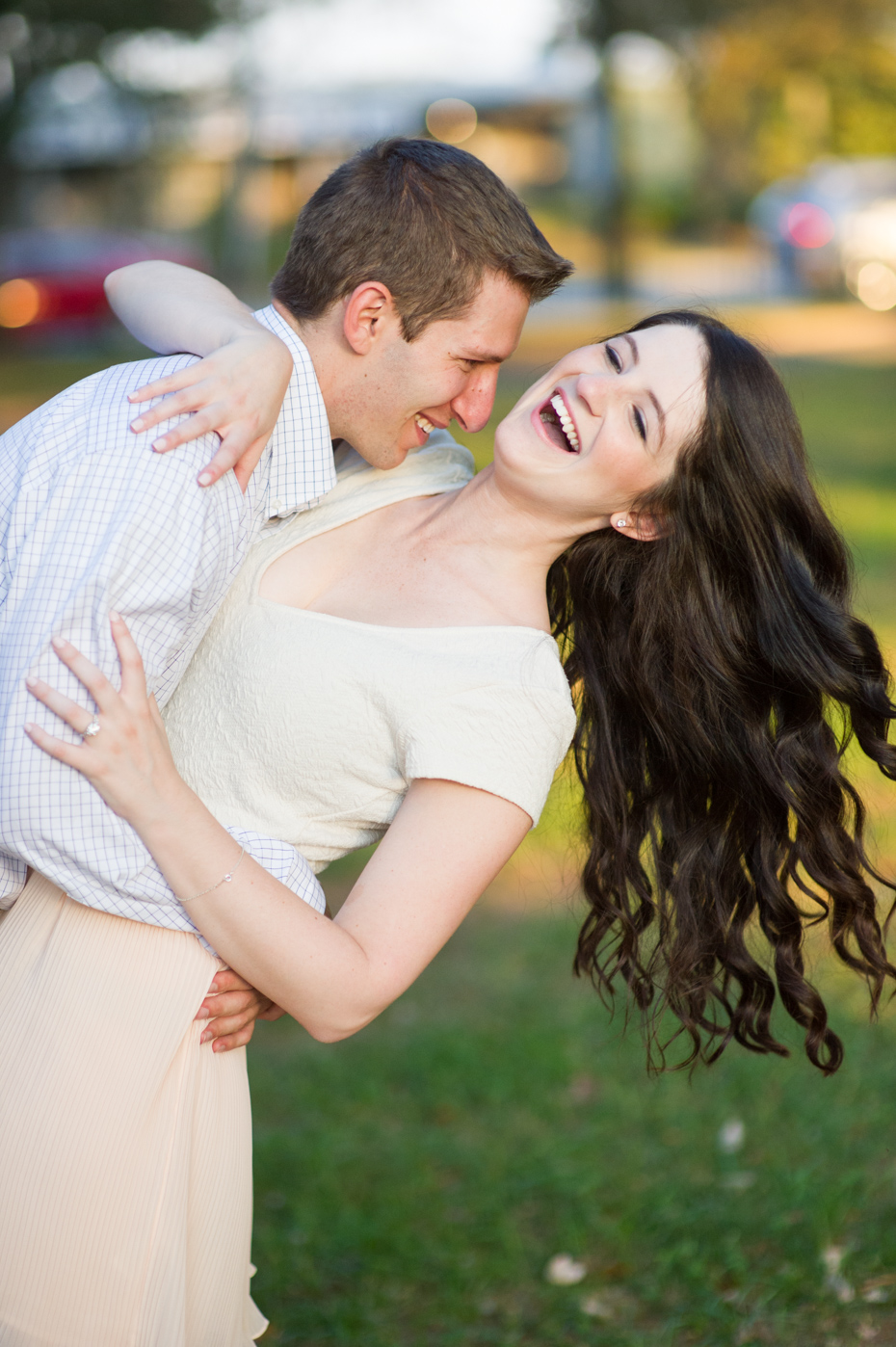 Roswell Engagement Photos