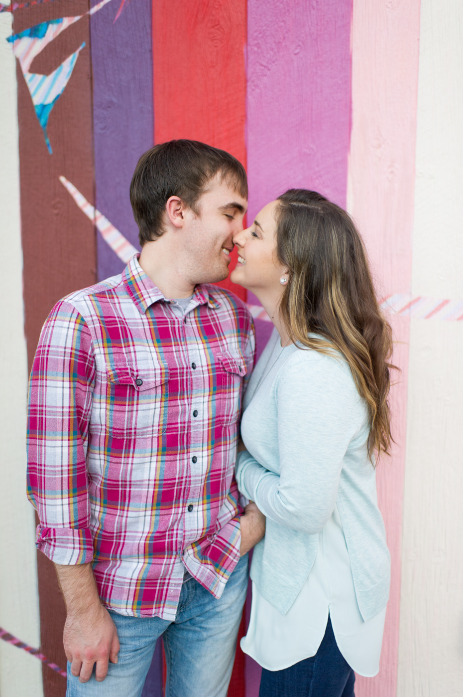 Atlanta Engagement Pictures at Ponce City Market
