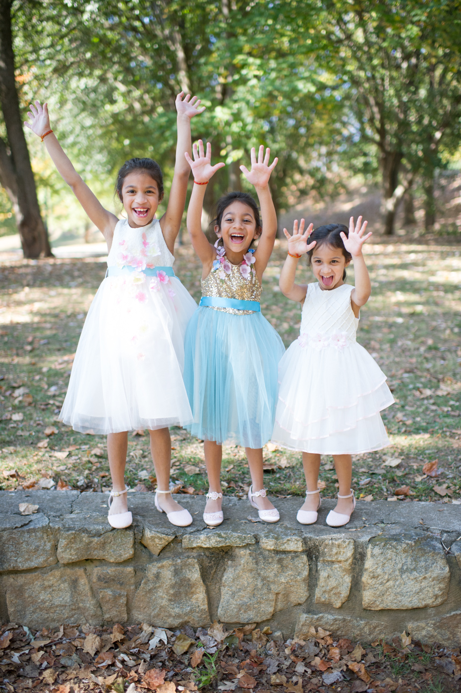 Piedmont park family photos