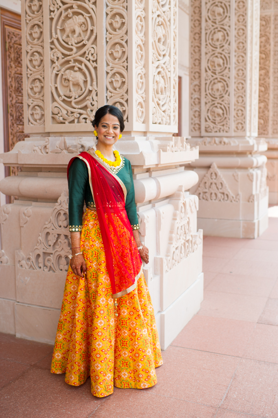 Indian Wedding at BAPS Mandir Atlanta