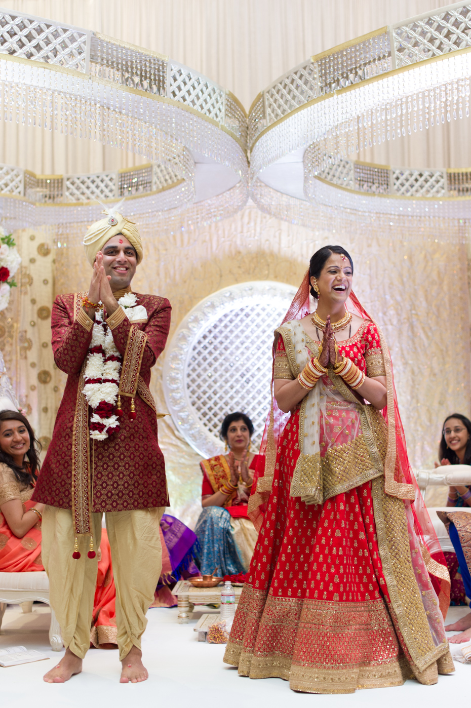 BAPS Mandir Wedding Ceremony