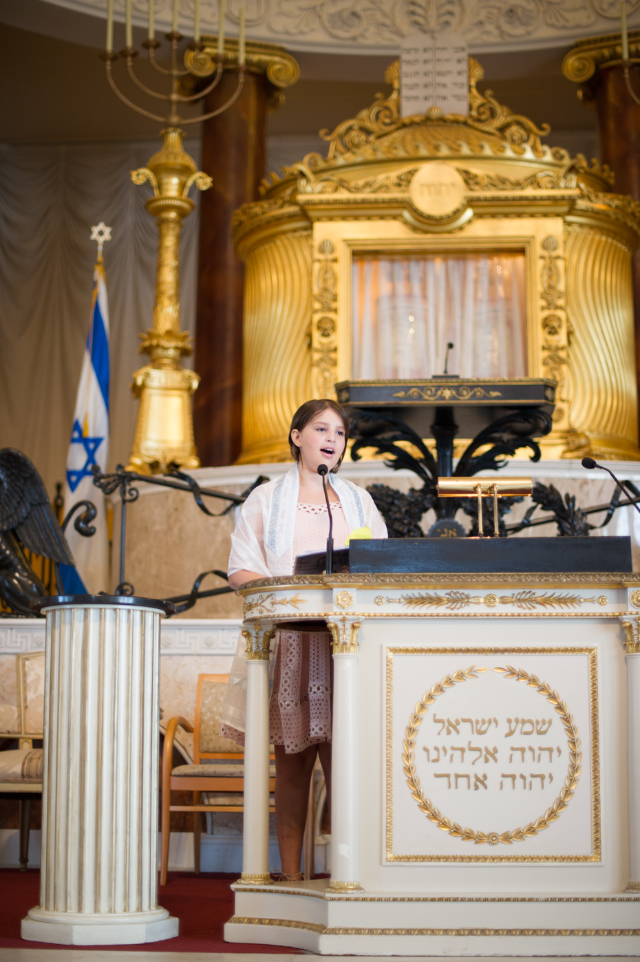 Atlanta Bat Mitzvah Photos at The Temple by The Studio B Photography