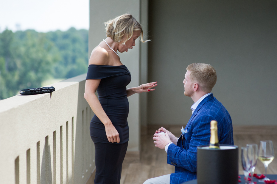 Atlanta Proposal Photographer